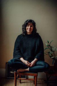 Tina Foster in Foster and Flourish studio